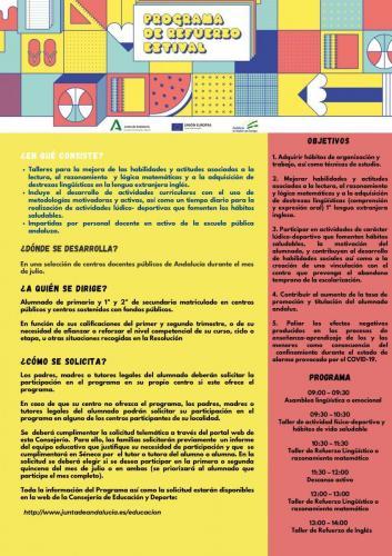 Programa de Refuerzo Educativo en Período Estival page-0002